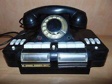 vintage USSR rotary goverment KGB bakelite phone soviet russian art deco