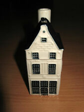 KLM Airlines Bols Canal House #8 Blue Delft Amsterdam