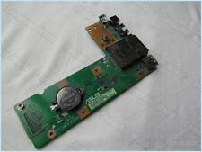 80322 Connecteur d'alimentation prise 60-NXMDC1000-E01 K52JR_DC_BOARD REV 2.2 As