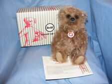 Steiff Grizzly Ted Cub Limited Edition EAN 690891 exclusive To UK And Ireland