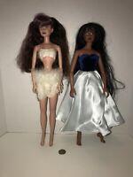 "Sandra Bilotto Spellbound Doll ""Tasha"" And Koko Butterfly Ring Collection. RARE!"