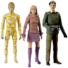 Doctor Who - Claws of Axos 12.5cm Action Figures Set of 3