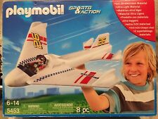 New Sealed Playmobil 5453 Turbo Hand Launch Glider Airplane