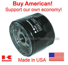 GENUINE KAWASAKI OIL FILTER, REPLACES JOHN DEERE AM125424,STX30,STX38 TRACTORS