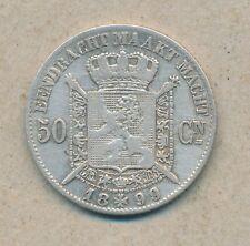 België/Belgique 50 ct. Leopold II 1899 Vl Morin 189 (134924)