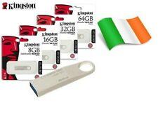Kingston Data Traveler USB Flash Drive Memory Stick 4GB 8 16 32 64 128