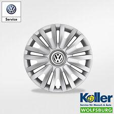Original Volkswagen Radzierblenden Satz Radblenden Radkappen 15 Zoll