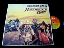 WILLIE NELSON § FAMILY/HONEYSUCKLE ROSE/NEW ZEALAND  PRESS