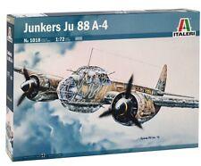 q Italeri 1018 - Junkers JU-88 A-4  (Scala 1/72)