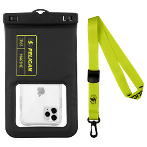 Pelican - MARINE Series Waterproof Floating Pouch XL - Universal Compatibility -