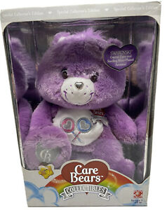Care Bears Collector/'s Edition Share Bear NIB
