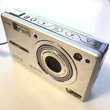 Kodak EasyShare V550 5.0 MP Digital Camera Silver Tested Working