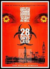 28 Days Later  4  Horror Movie Posters Classic & Vintage Cinema
