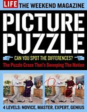 Life: Picture Puzzle by Editors of Life