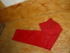 Tolle Stretchjeans/Jeans v.GARDEUR Gr.48(W32/L32) rot NICK-S