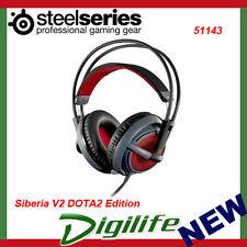 SteelSeries Siberia V2 DOTA2 Edition USB Headset - 51143