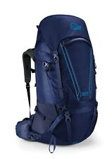 Lowe Alpine Diran Nd60:70 Backpacking and Travel Backpack Blueprint Fmq-07-Bp-60