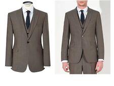 Kin by John Lewis Kroft Plainweave Slim Fit Suit Jacket Size 42r -