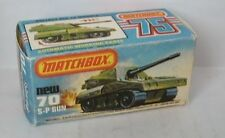 Repro Box Matchbox Superfast Nr.70 S-P Gun