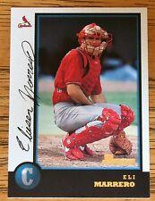 Eli Marrero 1998 Bowman  baseball card #132  ( Rookie)...Mint  Condition
