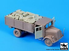 Black Dog 1/72 Opel Blitz Kfz.305 Accessories Set (for Roden kit No.0710) T72068