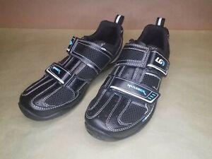 Louis Garneau Multi Rx Clipless Cycling Shoe Euro Sz 38 US Size 7