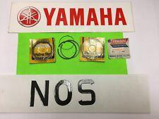 YAMAHA RD200A,B,C ENGINE CRANKSHAFT PISTON RINGS(1ST-O-S).025M,DYKES TYPE (PAIR)