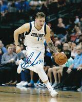 Luka Doncic Autographed Signed 8x10 Photo ( Mavericks ) REPRINT ,