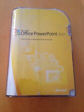 Office PowerPoint 2007 Retail W License