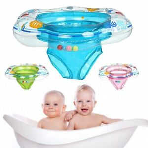 Baby Ring Bath Baby Swimming Rings Float Buoy Inflatable Waist Trainer Pool