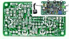 Sensitive Microphone Amp Audio AGC ALC AVC level PCB,DIY low noise CCTV sound BD