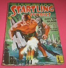 STARTLING STORIES:  JULY 1942 ~