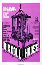 Big Doll House Poster 01 A3 Box Canvas Print