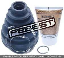 Boot Inner Cv Joint Kit 88.5X113X27.5 For Toyota Land Cruiser Prado 120 Rzj12#