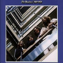 1967-1970 (Blue Album) von Beatles   CD   Zustand gut