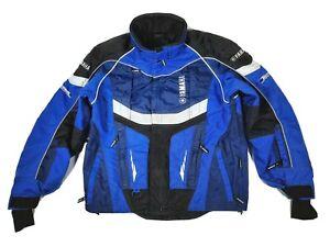 Yamaha FXR Racing Waterproof Snowmobile Jacket Medium Team Performance Outerwear