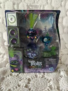Trolls DreamWorks World Tour Techno Reef Bobble with 2 Figures