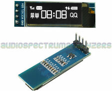"0.91"" OLED display Blue / White for GOTEK FlashFloppy - UK Stock"