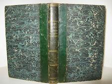 VALERY CURIOSITES & ANECDOTES ITALIENNES 1842 ITALIE NAPLES VENISE HAXO BORGIA