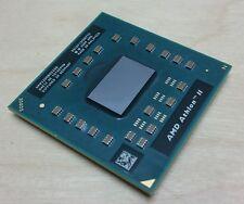 Genuine AMD Athlon II M320 AMM320DB022GQ 2.10GHz Laptop CPU Processor Socket S1