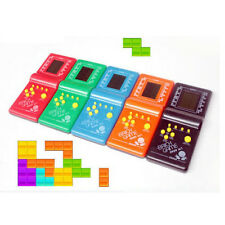 Kids' Gift Tetris Game Hand Held LCD Electronic Toys Brick Game Classic Fun SP