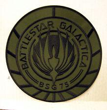 "Battlestar Galactica BSG-75 Olive Drab Camo 4"" Uniform Patch- FREE  (BGPA-12-OD)"