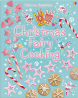 Christmas Fairy Cooking (Usborne Activities),GOOD Book