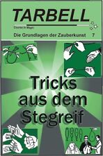 "Tarbell Course in Magic "" Tricks aus dem Stehgreif "" Zauberbuch (81061)"
