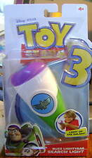DISNEY PIXAR TOY STORY 3 BUZZ LIGHTYEAR SEARCH LIGHT NU