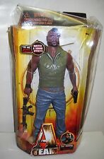 #1574 A Team Movie B.A. Baracus Figure played by Actor Quinton Rampage Jackson