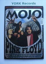 MOJO MAGAZINE - November 2001 - Pink Floyd / Macy Gray / Leonard Cohen