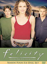 Felicity - Senior Year DVD Collection (The Complete 4th Season) Very Good Used!!