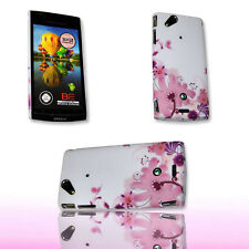Design 5 Back Cover Handy Hülle Cover  für  Sony Ericsson Xperia X12 ARC ARC S