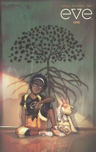 EVE #1 COVER B ANDOLFO VF/NM 2021 BOOM! HOHC